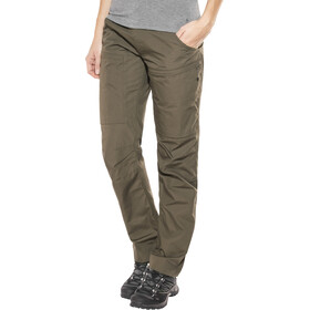 Lundhags Laisan broek Dames, tea green